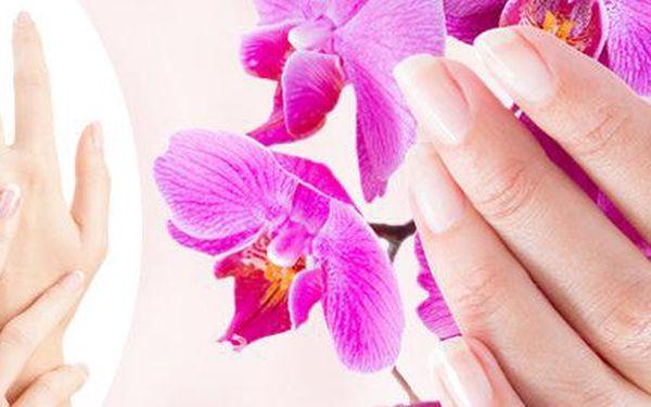 Manikúra P-Shine - přírodní péče o ruce