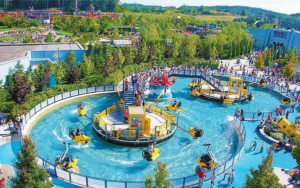 1denní zájezd do německého Legolandu se spoustou atrakcí pro 1 osobu