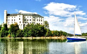 Až 6denní pobyt pro dva se snídaněmi a wellness v Yacht Clubu Radava u Orlické přehrady