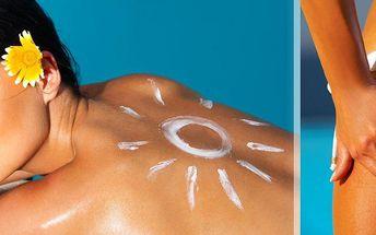 Samoopalovací nástřik celého těla a obličeje. Vyrovná se 6 hodinám na sluníčku! Bez šmouh a skvrn!