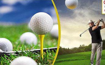 Seznámení s Golfem - 60 minut s golfovým…