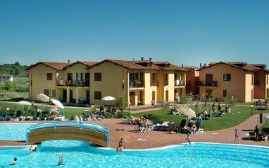 Rezidence Eden, Itálie, Lago di Garda, 7 dní, Vlastní, Polopenze, Alespoň 4 ★★★★, sleva 40 %