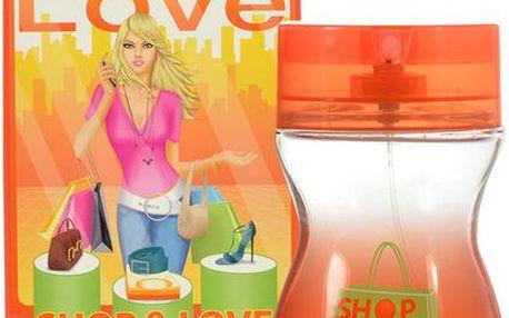 Toaletní voda Morgan Love Love Shop & Love