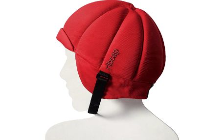 Helma Ribcap Fox Red, vel. M