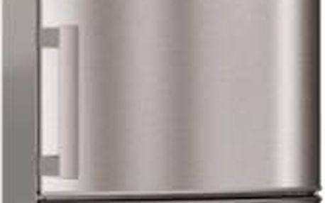 Kombinace chladničky s mrazničkou AEG Santo S53530CNX2 stříbrná/nerez