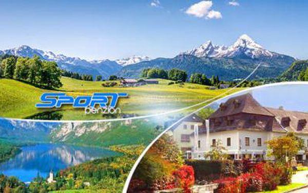 RAKOUSKÉ ALPY, Gaming - TŘÍDENNÍ pobyt pro DVA se SNÍDANÍ v českém penzionu blízko jezera Lunzersee.
