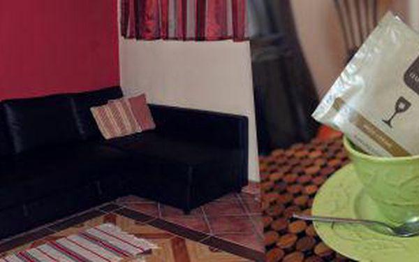 Romantický zážitek na 120 minut, relaxování, sauna a káva pro dvě osoby!