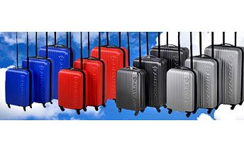 Souprava kufrů zn. Dunlop, 3 ks: Vybavte se zavazadly na dovolenou!