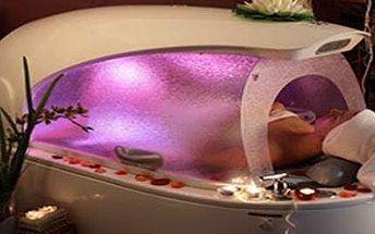 Léčivá lázeňská procedura: Suchá uhličitá koupel pro pevné zdraví