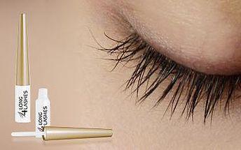 Sérum na zlepšení růstu a kvality řas. Hypoalergenní kosmetika!