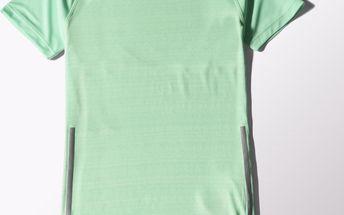 Tričko na běhání Supernova Tee, zelená, 42
