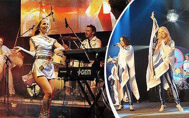 ABBA SHOW v Praze