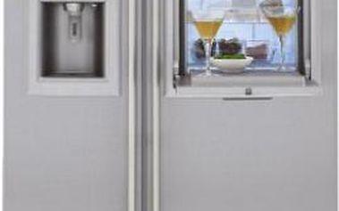 Americká lednice Beko GNE V422 X