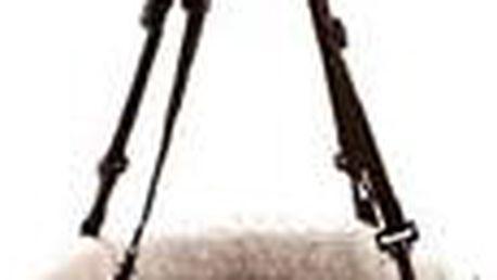 Trixie Plyšový pelíšek na zavěšení do klece pro myši,křečky 30x8x25