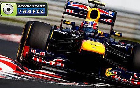 Velká cena Maďarska Formule 1