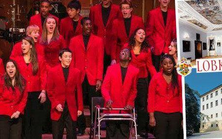 Koncert dětského sboru Boston Children´s Chorus + vstup do Lobkowiczkého paláce
