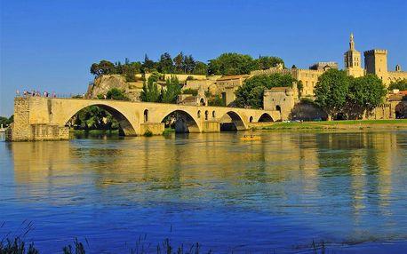 Kouzlo pravé Provence s koupáním v Nice