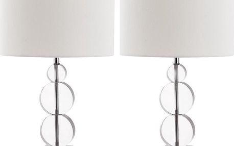 Sada 2 stolních lamp Moira - doprava zdarma!