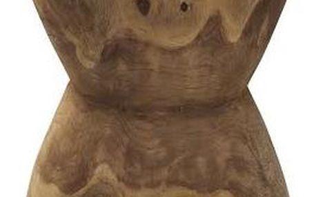Dřevěná taburetka Bouchon