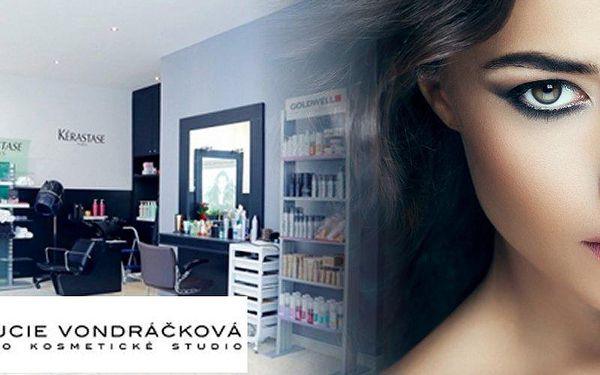Kadeřnické balíčeky se střihem, regenerací nebo barvením či melírem v Salonu Lucie Vondráčková.