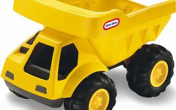 Nákladní auto, které si každý malý stavitel zamiluje