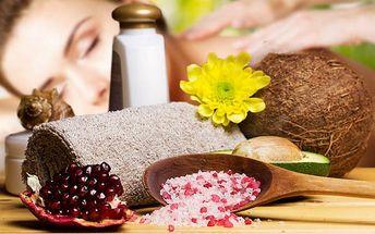45minutová relaxační masáž dle výběru