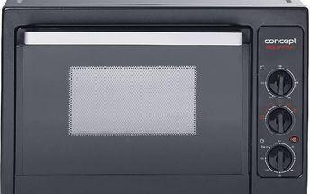 Volně stojící elektrická mini trouba CONCEPT ET-5050