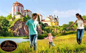 Léto na Moravě pro dva s dětmi do 5 let zdarma