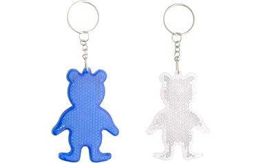 Odrazka ve tvaru medvěda