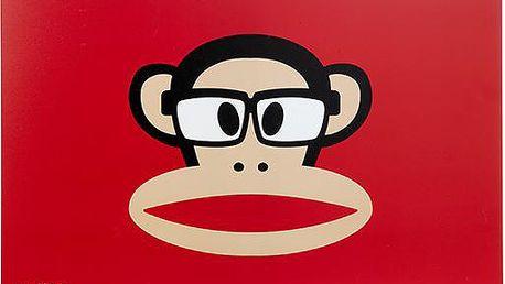 Paul Frank prostírání - Červená Pantone