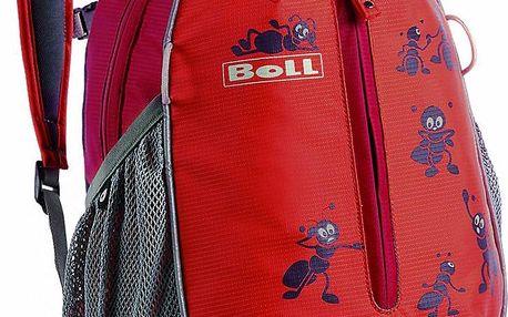 Dívčí batoh ROO 12 L Truered