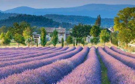 Pětidenní zájezd do kouzelné Provence s ubytováním ve francouzském stylu