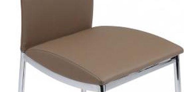 Jídelní čalouněná židle SCONTO CATE S