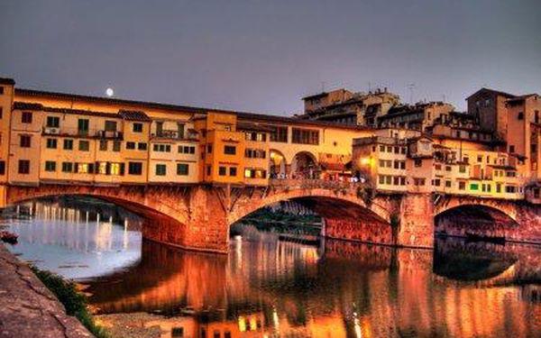 4-denní poznávací zájezd do Říma, Vatikánu a Florencie s ubytováním