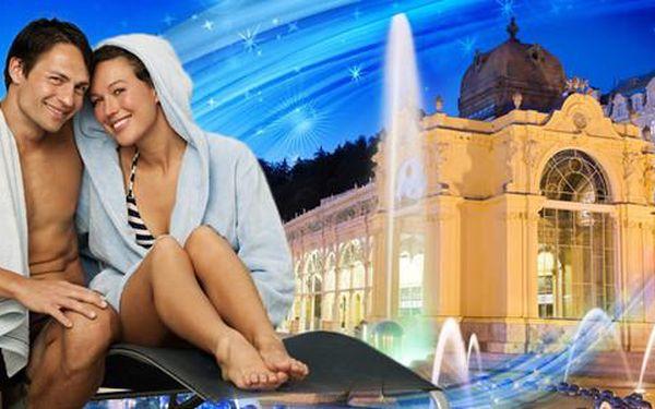 Lázeňský pobyt v Hotelu Pelikán s plnou nebo polopenzí, dítě do 6 let zdarma