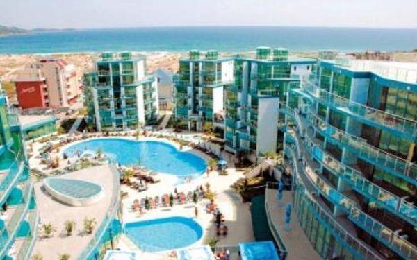 Bulharsko, oblast Primorsko, doprava letecky, all Inclusive, ubytování v 5* hotelu na 8 dní