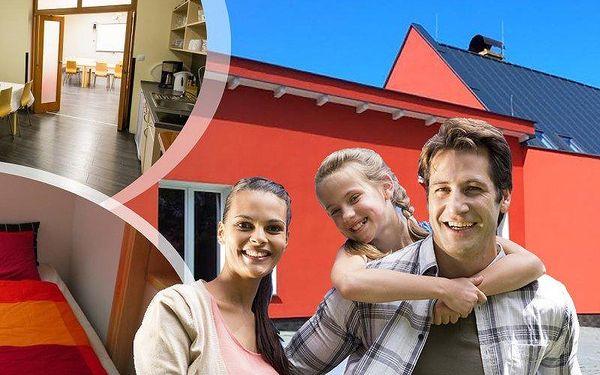 3 nebo 8denní pobyt pro dva v apartmánech v Krušných horách, stylové vybavení, baby friendly.