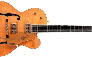 Semiakustická kytara Gretsch G6120 Chet Atkins AM