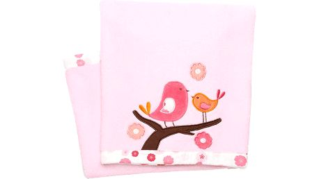 Skip Hop Ptáčci jara - Deka dětská