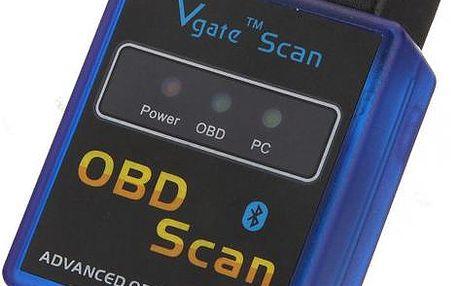 Mini bluetooth autodiagnostika ELM 327 V 1,5 OBD2