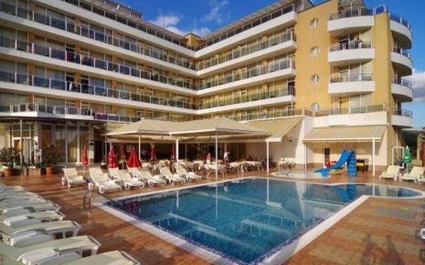 Bulharsko, oblast Primorsko, doprava letecky, all Inclusive, ubytování v 4* hotelu na 8 dní
