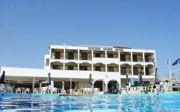 Řecko, oblast Korfu, doprava letecky, polopenze, ubytování v 3,5* hotelu na 8 dní