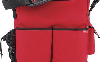 Skip Hop Taška přebalovací - na kočárek, červená