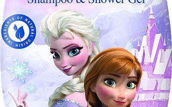 FROZEN Šampón & Sprchový gel 300 ml