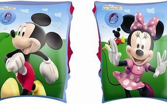 Nafukovací rukávky Mickey Mouse