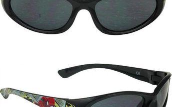 Chlapecké sluneční brýle Spiderman