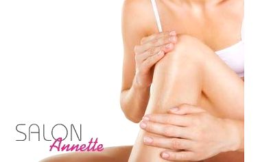 Ošetření Ultherapy hřbety rukou nebo kolena