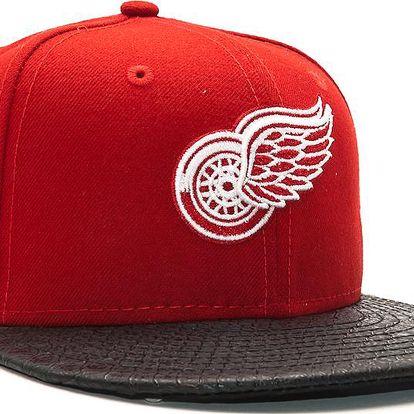 Dětská Kšiltovka New Era Reptvize Detroit Red Wings Offical Colors Strapback červená / černá / černá