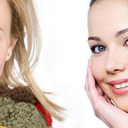 Kosmetické ošetření 4 v 1 - regenerace,…