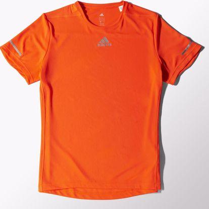 Pánské běžecké triko s krátkým rukávem Adidas Sequencials